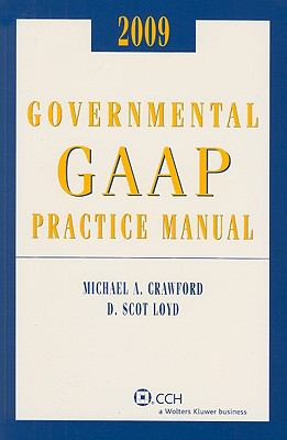 Governmental GAAP Practice Manual 9780808092254