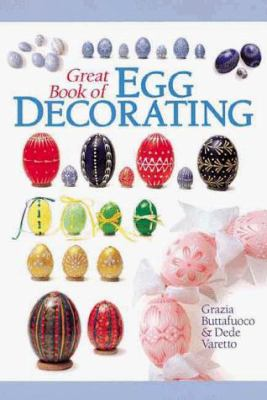 Great Book of Egg Decorating 9780806959115