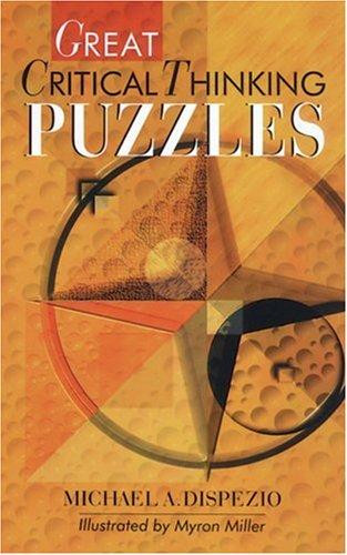 Great Critical Thinking Puzzles 9780806997254
