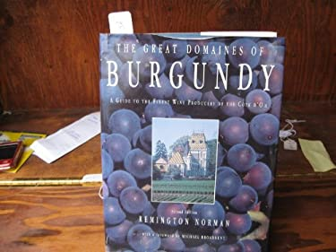 Great Domains of Burgundy 9780805046809
