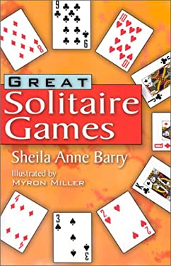 Great Solitaire Games 9780806988917