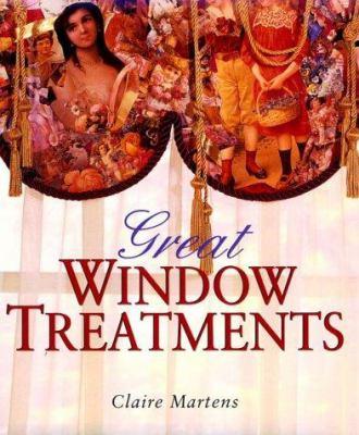 Great Window Treatments 9780806986470