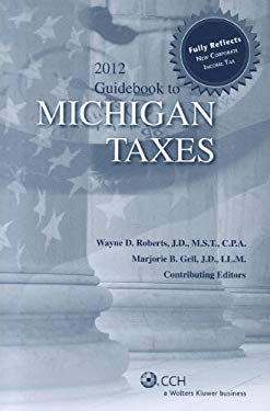 Guidebook to Michigan Taxes 9780808027638
