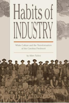 Habits of Industry: White Culture and the Transformation of the Carolina Piedmont 9780807818381