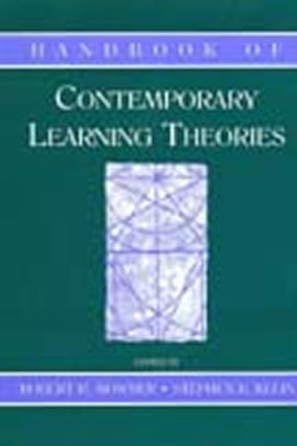 Handbook of Contemporary Learning 9780805833348