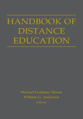 Handbook of Distance Education 9780805839241