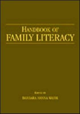 Handbook of Family Literacy 9780805852400