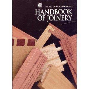 Handbook of Joinery 9780809499410
