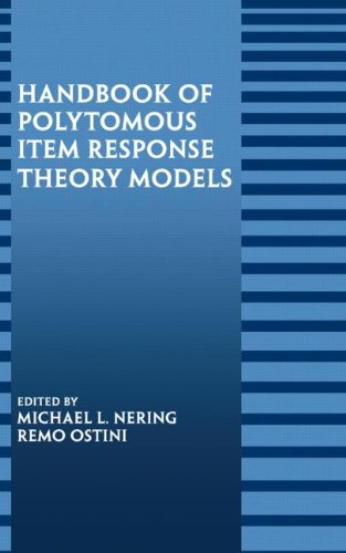 Handbook of Polytomous Item Response Theory Models 9780805859928