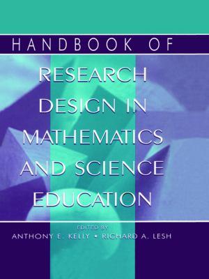 Handbook of Research Design Math. 9780805832815