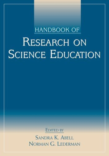 Handbook of Research on Science Education 9780805847147