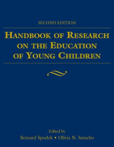 Handbook of Research on the Education of Young Children 9780805847215