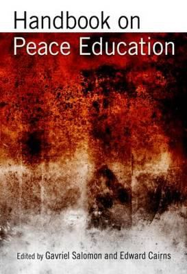 Handbook on Peace Education 9780805862522