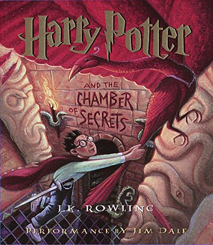 Harry Potter and the Chamber of Secrets 9780807281949