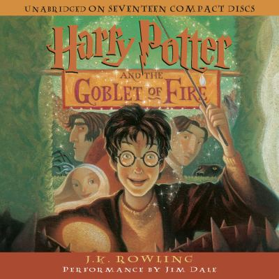 Harry Potter and the Goblet of Fire 9780807282595