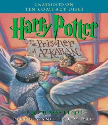 Harry Potter and the Prisoner of Azkaban 9780807282328