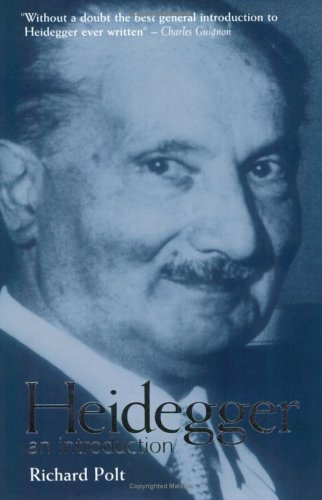 Heidegger: An Introduction 9780801485640