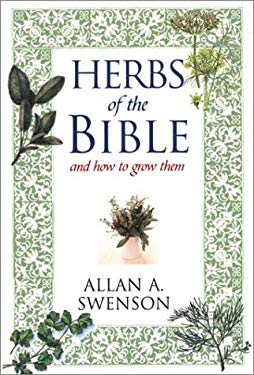 Herbs of the Bible 9780806524238