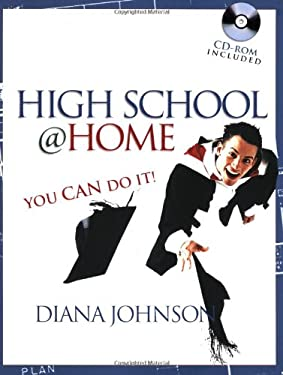 High School @ Home: You Can Do It! 9780805445459