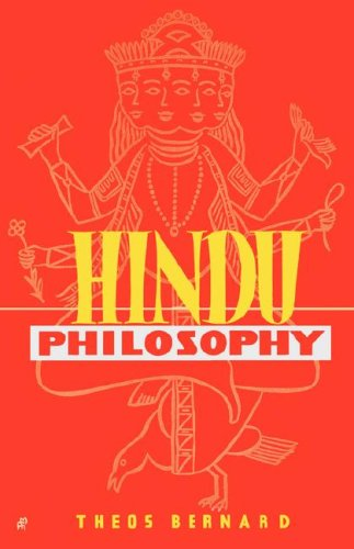Hindu Philosophy 9780806529219