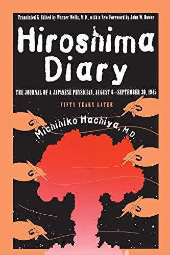Hiroshima Diary 9780807845479