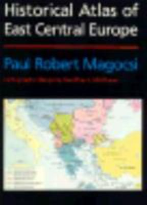 Historical Atlas of East C -OS 9780802077899