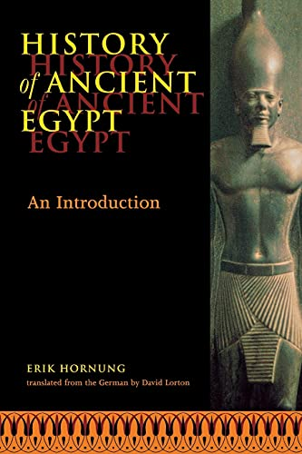 History of Ancient Egypt: An Introduction 9780801484759