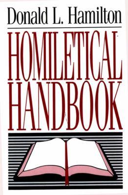 Homiletical Handbook 9780805416268