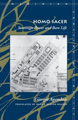 Homo Sacer: Sovereign Power and Bare Life 9780804732185