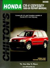 Honda-Cr-V/Odyssey