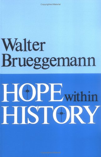 Hope Within History 9780804209182