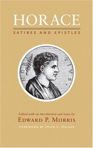 Horace: Satires and Epistles 9780806111773