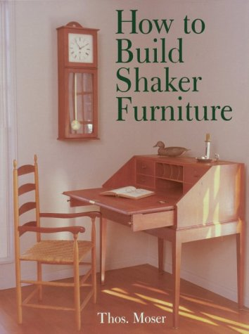 How to Build Shaker Furniture 9780806972671