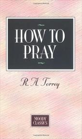 How to Pray 3239745