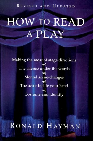 How to Read a Play 9780802136299