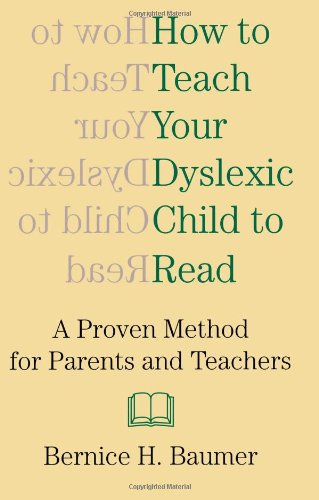 How to Teach Your Dyslexic Chi 9780806519814