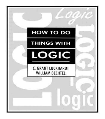 How to Things W/Logic PR 9780805800760