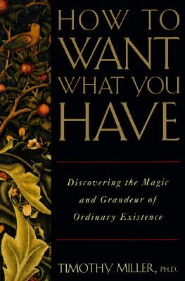 How to Want What You Have: Discovering the Magic and Grandeur of Ordinary Existence 9780805033175