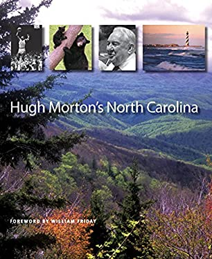 Hugh Morton's North Carolina 9780807828328