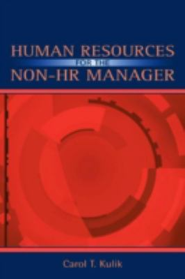 Human Resources for the Non-HR Manager 9780805842968
