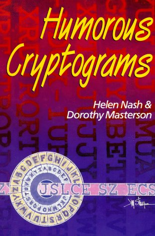 Humorous Cryptograms 9780806939827