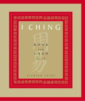 I Ching Book & Card Pack [With 64 Cards] 9780806936215