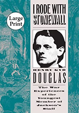 I Rode with Stonewall, Large Print Ed 9780807866115