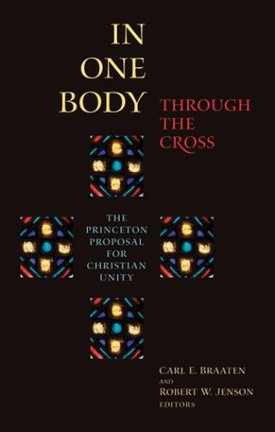 In One Body Through the Cross 9780802822987