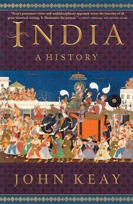India: A History 9780802137975