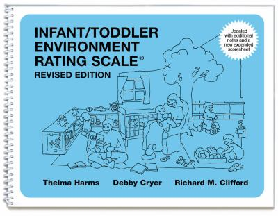 Infant/Toddler Environment Rating Scale 9780807746400