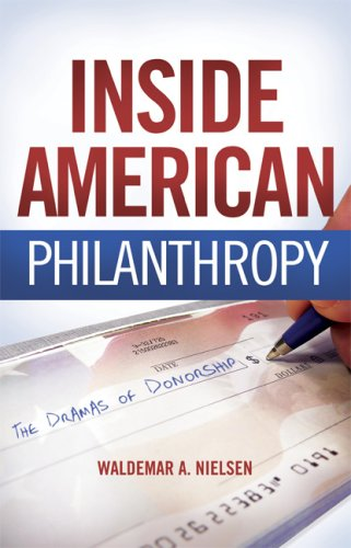 Inside American Philanthropy: The Dramas of Donorship 9780806139609