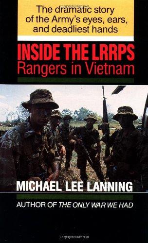 Inside the Lrrps: Rangers in Vietnam 9780804101660