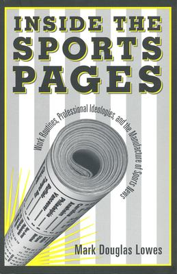 Inside the Sports Pages 9780802043597