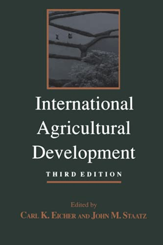International Agricultural Development 9780801858796